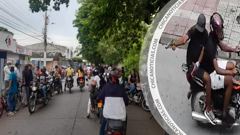 Balearon a un hombre en Montería - Noticias de Colombia