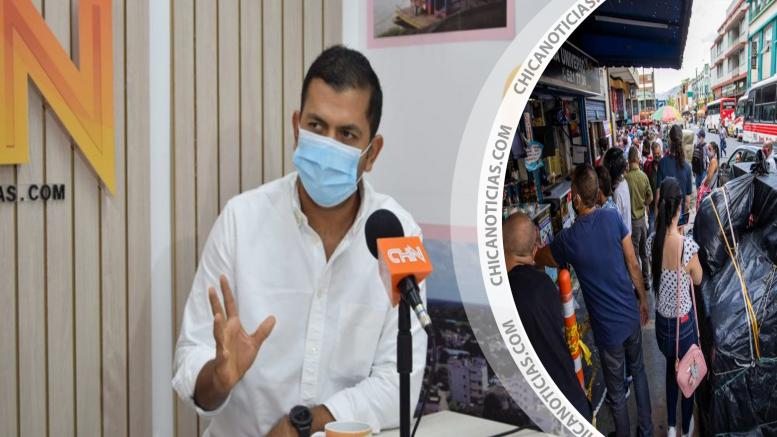 """Said Bittar: """"La reactivación del departamento debe ser consciente"""" - Noticias de Colombia"""