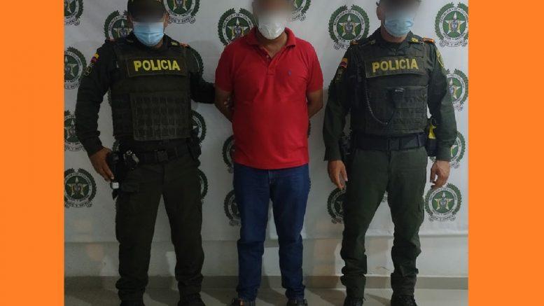 Capturado por maltratar a su compañera sentimental en Montería - Noticias de Colombia
