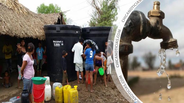 Por una fuga en la tubería Tuchín se encuentra sin agua - Noticias de Colombia