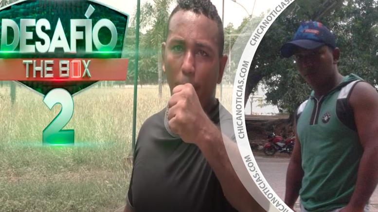 Luis Eduardo López quiere representar a Cereté en el Desafío The Box II - Noticias de Colombia