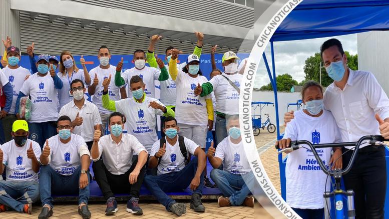 Recicladores en Montería fueron dotados por la Alcaldía - Noticias de Colombia