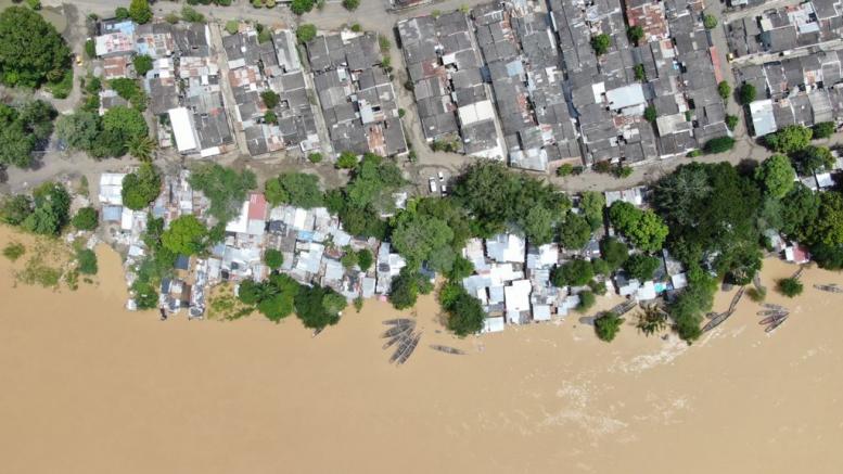Evacuaron a familias asentadas en Zarabanda por desbordamiento del río Sinú - Noticias de Colombia