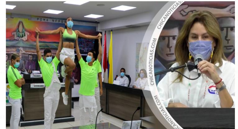 """""""Los jóvenes son el pilar fundamental para el desarrollo de la ciudad"""", Concejal María Angélica Correa - Noticias de Colombia"""