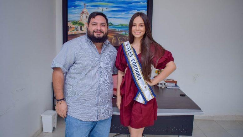 Ella es la nueva representante de Córdoba en Teen Universe Colombia - Noticias de Colombia