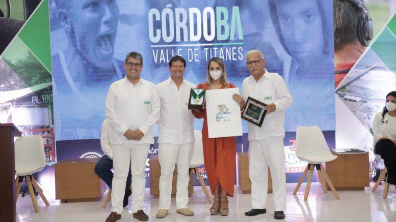 Acord Córdoba en sus 35 años exaltó labor del Gobernador, Orlando Benítez - Noticias de Colombia