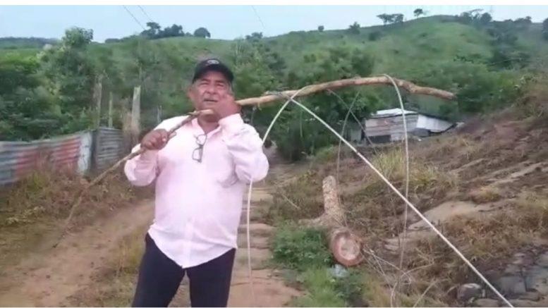En Sierra Chiquita, sector El Cerro, llevan seis días sin luz. Claman ayuda a Afinia - Noticias de Colombia